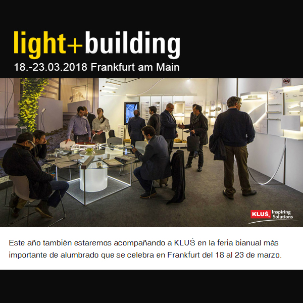 feria light building 2018